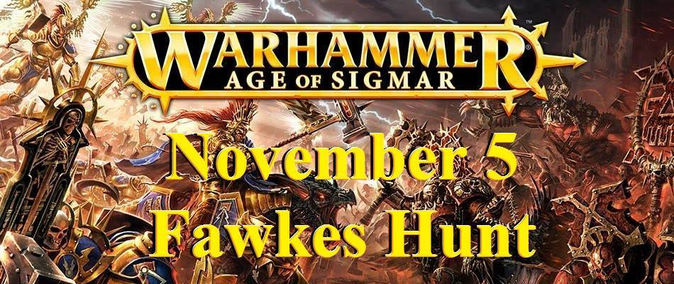 Fawkes Hunt 2017